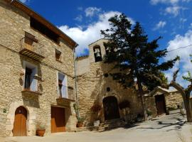 Abadia de Cal Bessó, Alberola