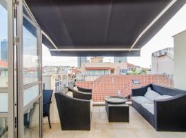 Deganya – Unique Neve Tzedek Two-Story Apartment