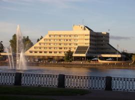 Hotel Druzhba, Viipuri
