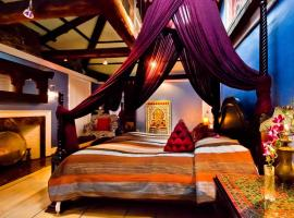 Moroccan Luxury Suites, Boston