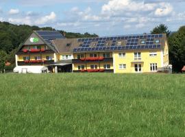 Knüllhotel Tann-Eck, Knüllwald