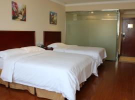 GreenTree Inn Tianjin Jinghai Jinqiao International Trade Center Express Hotel, Jinghai