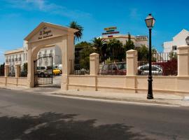 Hotel restaurante El Duque, Medina Sidonia