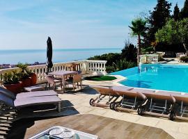 Sea View Apartments at the door of Monaco, Beausoleil