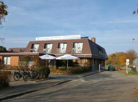 Hotel Restaurant Teichaue, 아덴도르프