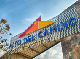 Hotel Alto del Camino, General Martín Miguel de Güemes