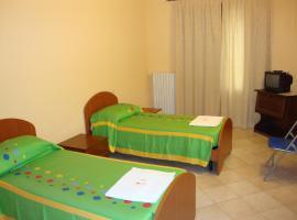 Hotel Tiberio, Lugagnano Val d'Arda