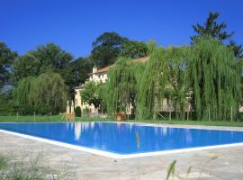 Agriturismo Villa Selvatico, 비곤자