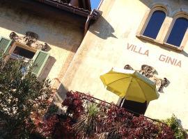 Villa Ginia, Locarno