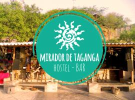 Hostel El Mirador de Taganga, Taganga