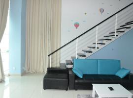Penang Maritime Suite Seaview