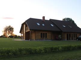 Jost Residence, Alūksne