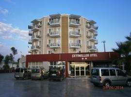 Cetineller Hotel, Torbalı