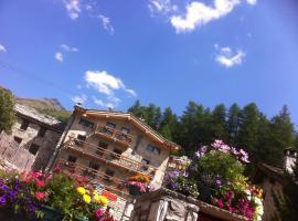 Hotel Du Fornet, Val d'Isère