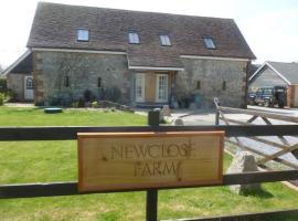 Newclose Farm, Yarmouth