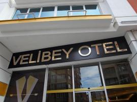 Velibey Otel, Eskişehir