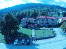 Hotel Orama, Kryonérion