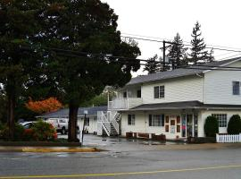 Park Motel, Hope