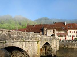 , Saint-Ursanne