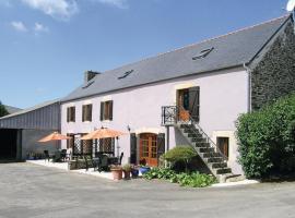 Holiday Home Saint Coulitz 03, Saint-Coulitz