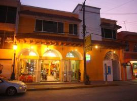 Casa de Huéspedes La Rosa, Ixtapan de la Sal