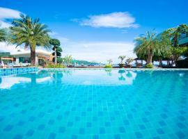 Phi Phi Nicebeach Hotel Hip, Phi Phi -saaret