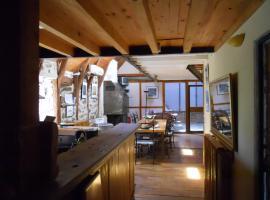 Chambres d'hôtes Les Mazes, Verlac