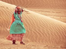 Hotel Desert Rose, Jaisalmer