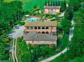 Casa Bolsinina, Monteroni d'Arbia