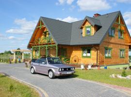 Gospodarstwo Żabi Raj, Trzepowo