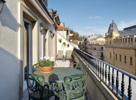 Garibay Terrace Apartment by FeelFree Rentals, San Sebastián