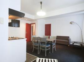 Appartement Het Achterhuis, Ostende