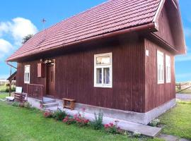 Liptovska Kokava One-Bedroom Holiday Home 1, Liptovská Kokava