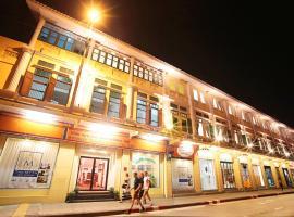 The Myth - Sud Sathorn, Bangkok