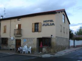 Hotel Julia, Ribabellosa