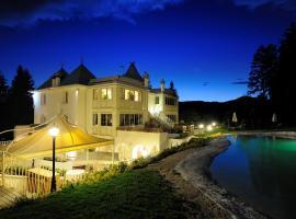 Villa Orso Grigio, Rontzaun