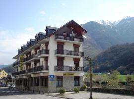 Hotel Garona, Bosost (Bossòst)