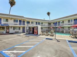 Motel 6 Pleasanton, Pleasanton