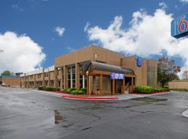 Motel 6 Charlotte NC, Charlotte