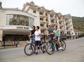 Jannat Resort, Uch-Yemchek