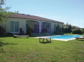 Holiday home Chemin de L´Olivette, Mirepoix