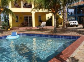 Bonaire Dive Villa - Makoshi Lower, Hato