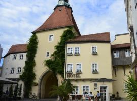 Klassik Hotel am Tor, Weiden