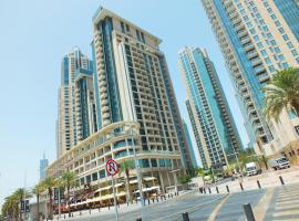 Flex Stay Holiday Homes - Boulevard Central Apartments, Dubai