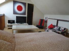 Apartment L'Escale XXL, Caen