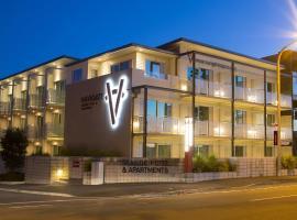 Navigate Seaside Hotel, Napier