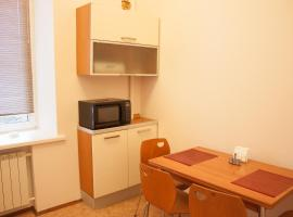 Kiev Accommodation on Muzeynyy pereulok, Kiev