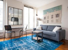 Pick a Flat - Apartments in Marais/Montorgueil area