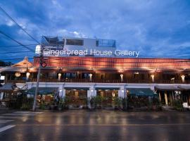 Gingerbread House B&B, Phrae