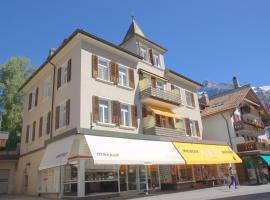 Apartment Eigernordwand - GriwaRent AG, Grindelwald